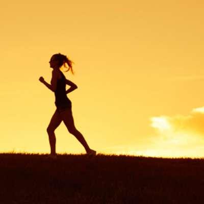 Jogging photo