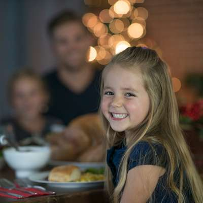Picky holiday eaters