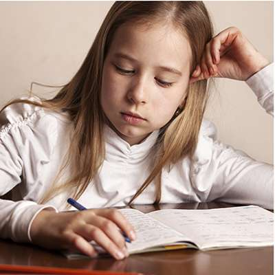Seasonal affective disorder in children