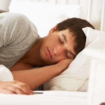 School sleep schedule
