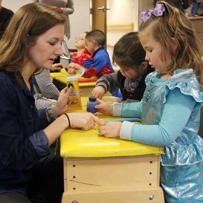 Pediatric therapy costumes