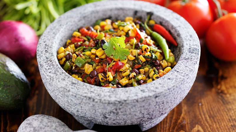 Party Bean Salad