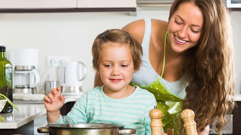 Family dinner planning